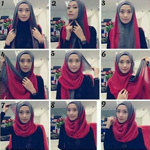 Simple Hijab Tutorial Download Apk Free For Android Apktume Com