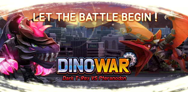 Dino War Dark TRex For Pc | How To Download  (Windows/mac) 1