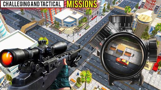 Modern City Sniper Shooter: Assassin 3D Games 2020 1.0 de.gamequotes.net 4