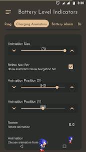 Battery Indicators + Battery Charging Animations 4