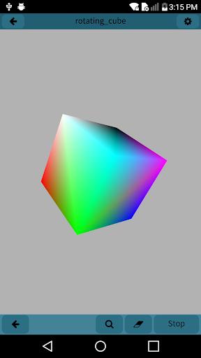 Mobile C [ C/C++ Compiler ] 2.5.2 Screenshots 5