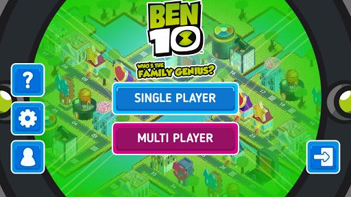 Ben 10: Who's the Family Genius? 1.0.17-google Screenshots 1