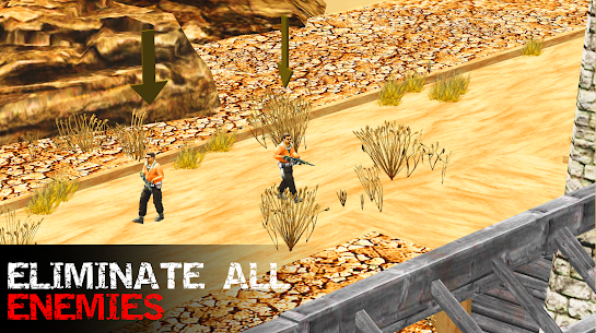 Sniper Battle – Call of Commando Shooting Games 3D For Android 8