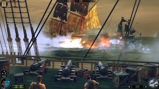 Pirates Flag: Caribbean Action RPG  screenshots 3
