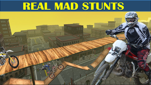 Motorcycle racing Stunt : Bike Stunt free game 2.1 screenshots 7