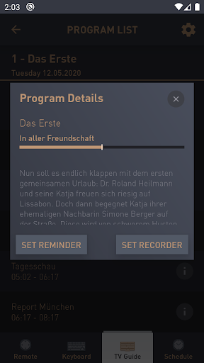 Grundig Smart Remote modavailable screenshots 7