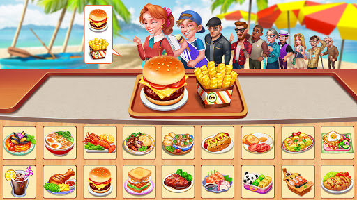 Cooking Home: Design Home in Restaurant Games 1.0.25 screenshots 2