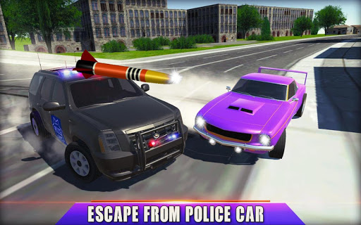 Police Chase vs Thief: Police Car Chase Game  screenshots 6