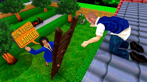 Scary Evil Teacher Games: Neighbor House Escape 3D modavailable screenshots 11