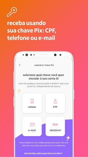 iti Itau00fa: seu banco digital android2mod screenshots 6