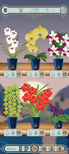 The Black Orchid - Orchids Nursery Idle Game