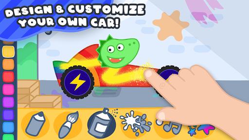 Racing Cars for Kids  screenshots 9