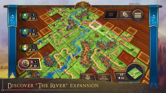 Carcassonne: Official Board Game -Tiles & Tactics 4