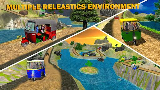 Chingchi Game Simulator : Crazy Tuk Tuk Rickshaw 1.6 screenshots 16