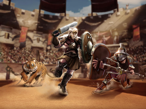 Gladiator Heroes - Strategy and Fighting Game  Screenshots 20