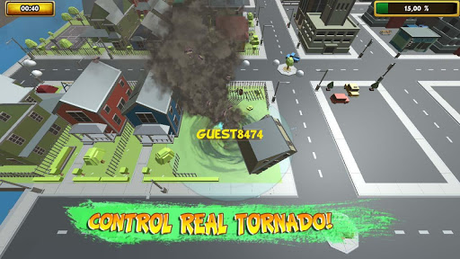 City Tornado Amazing City Storm  screenshots 8
