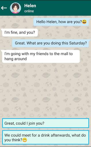Chat Simulator 1.3 screenshots 1