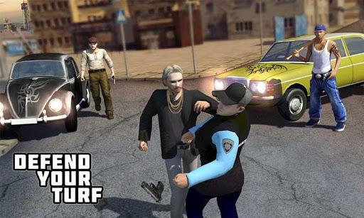 Crime City Mafia Gang War Car Theft Gangster Games  screenshots 3