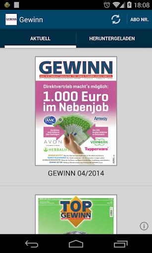 GEWINN For PC Windows (7, 8, 10, 10X) & Mac Computer Image Number- 5