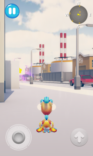 Talking Bird apkpoly screenshots 8