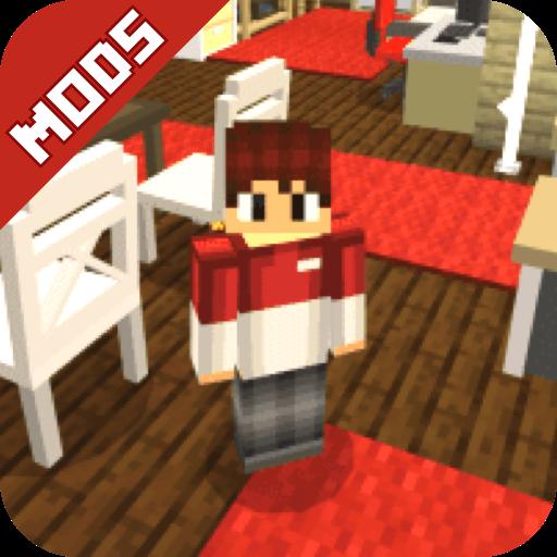 Furniture MOD for Minecraft PE