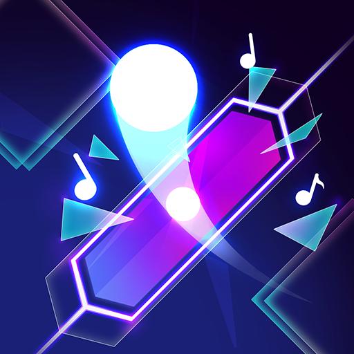 Magic Dot - Dancing Line