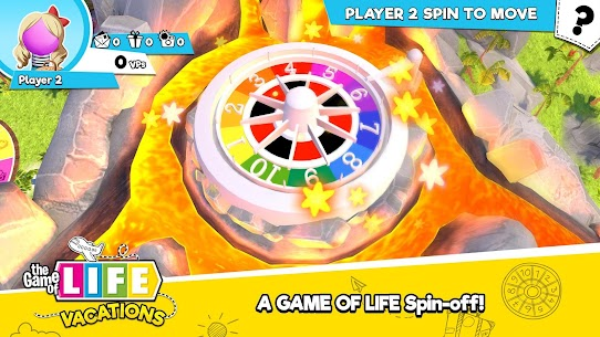 THE GAME OF LIFE Vacations 2