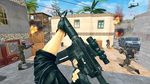 Gun Shooting Games: fps shooting commando strike  screenshots 2