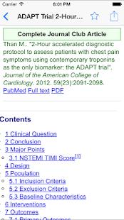 WikEM - Emergency Medicine