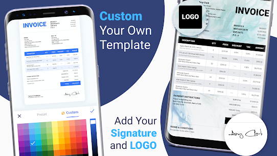 Invoice Maker MOD APK (VIP Unlocked) Download for Android 3