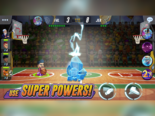 Basketball Arena 1.24 screenshots 12