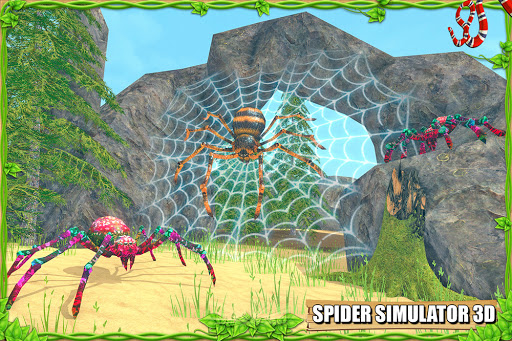 Spider Simulator: Life of Spider screenshots 4