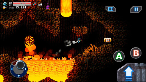 willy jetman: astromonkey's revenge screenshot 1