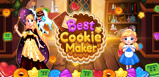 Best Cookie Maker: Fantasy Match 3 Puzzle 1.6.0 screenshots 1