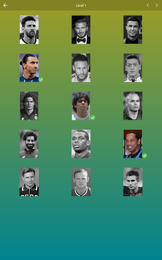 Guess the Soccer Player: Football Quiz & Trivia 2.20 screenshots 11