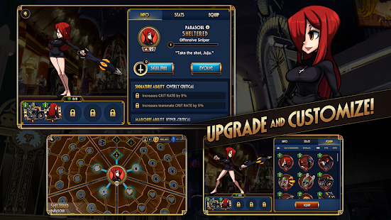 Mod Game Skullgirls for Android