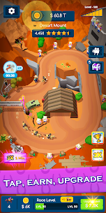 Idle Life Tycoon : Horse Racing Game MOD (Unlimited Money) 4