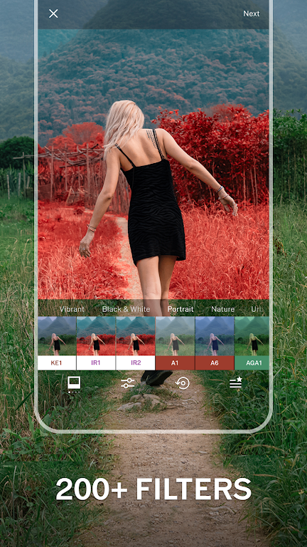 VSCO: Photo & Video Editor with Effects & Filters poster 2