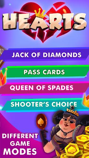 Hearts - Free Card Games 2.5.6 Screenshots 8