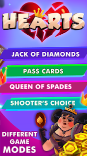 Hearts - Free Card Games 2.6.3 APK screenshots 13