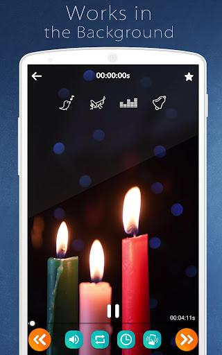 Relaxing Candles: music, sleep, meditation  screenshots 2