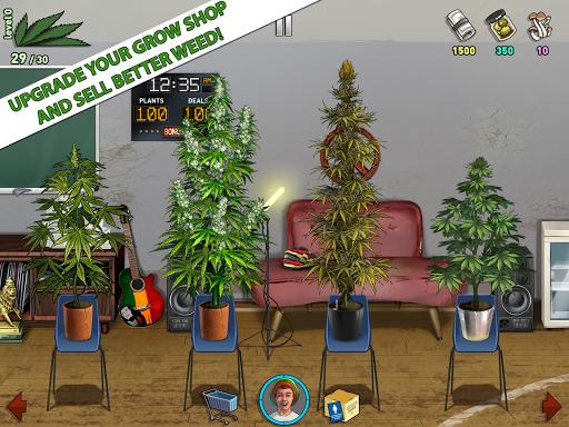 Weed Firm 2: Bud Farm Tycoon 3.0.34 screenshots 2