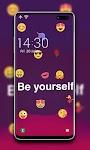 screenshot of Emoji Wallpaper 😘😍😎