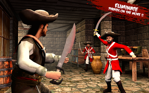 Pirate Bay: Caribbean Prison Break - Pirate Games screenshots 1