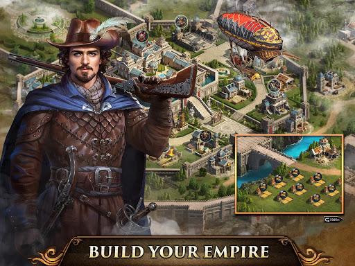 Guns of Glory: Asia 6.1.0 screenshots 7