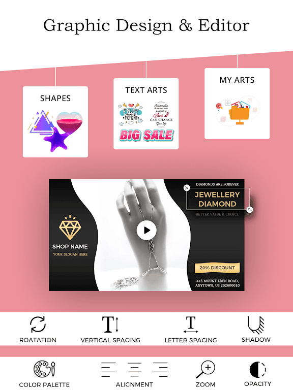 Ad Maker, Video Editor, Explainer Video Maker  poster 10