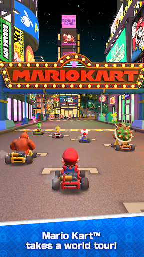 Mario Kart Tour apktram screenshots 5