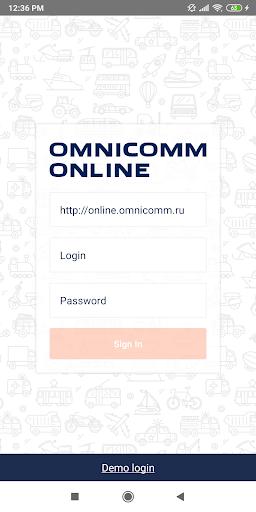 Omnicomm Online  Screenshots 1
