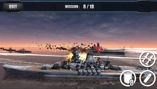 World Warships Combat screenshots 5