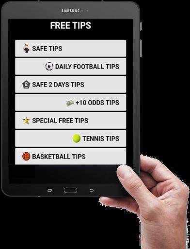 Cross Betting Tips 1.3 Screenshots 5